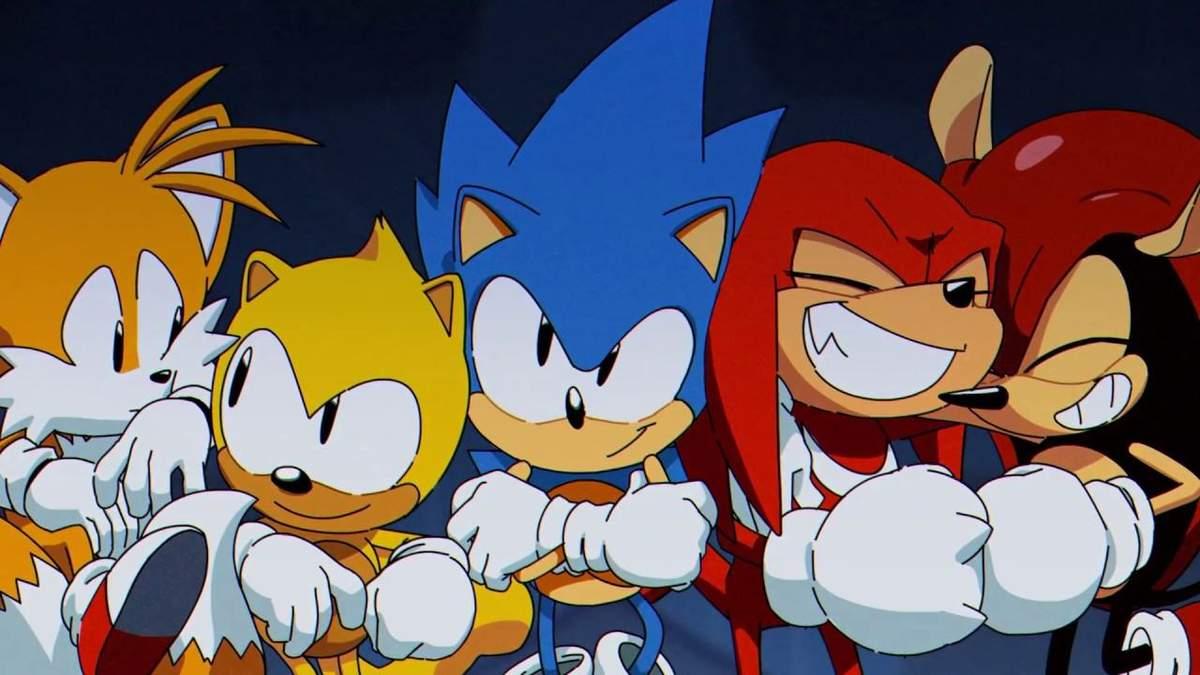 Разработчики объявили о создании еще одной игры про ежика Соника