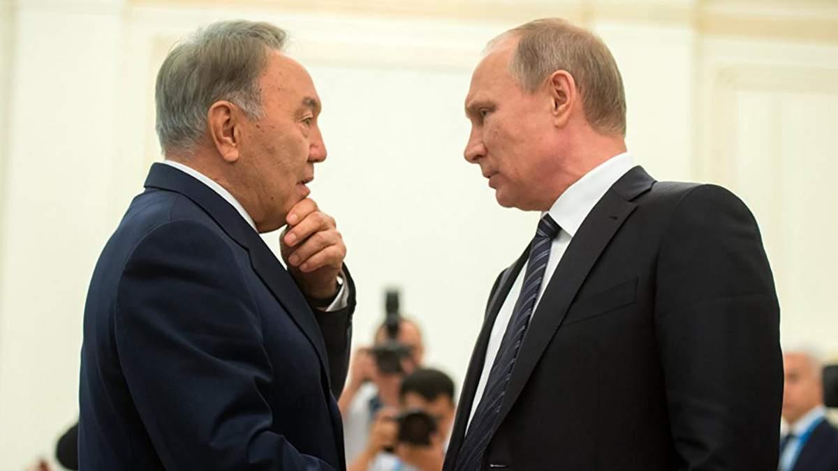 Россия повторит крымский сценарий: почему Назарбаев держал свой уход в тайне от РФ - 20 березня 2019 - Телеканал новин 24