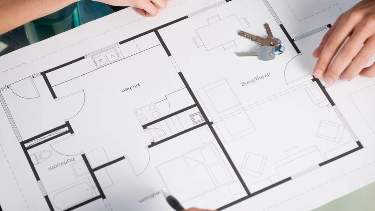 Купівля квартири у новобудові - список документів від забудовника