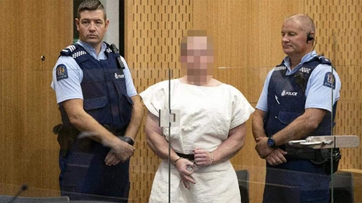 Главный подозреваемый в теракте Новой Зеландии