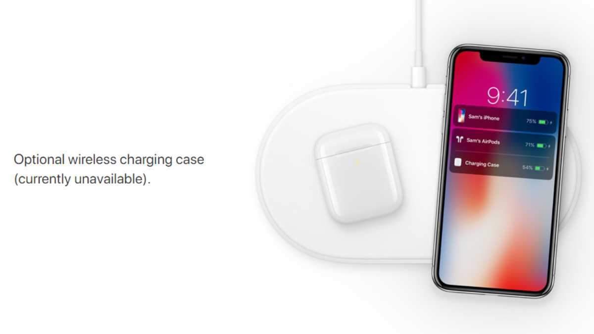 Apple засветила  AirPower
