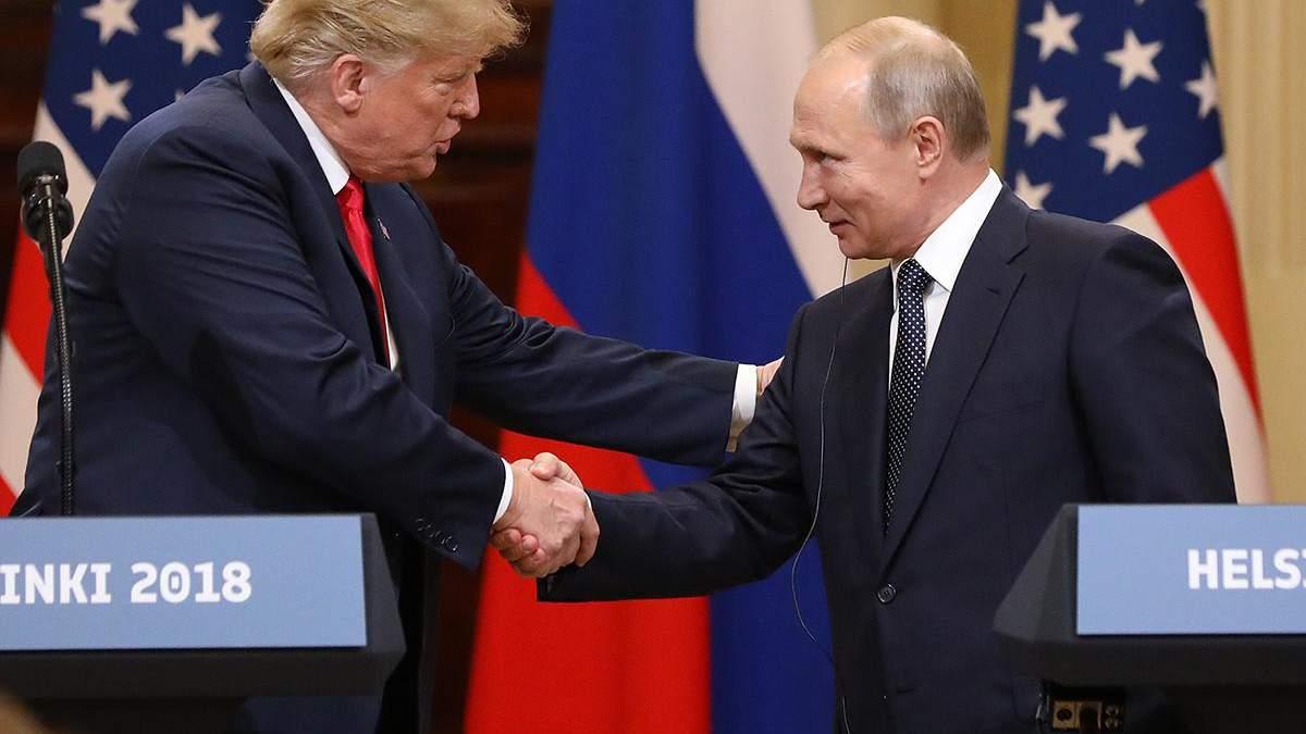 Змови між Росією і виборчим штабом Трампа не було