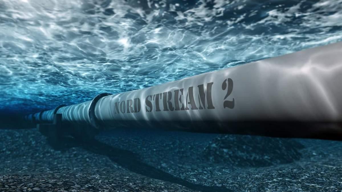 """У Nord Stream 2 заявили, що """"Північний потік-2"""" не зможе замінити транзит через Україну"""