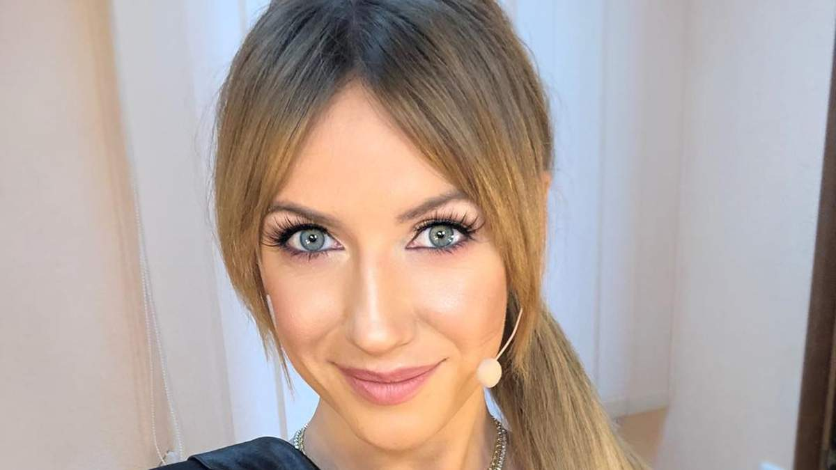 Леся Никитюк показала, как выглядела в 17 лет