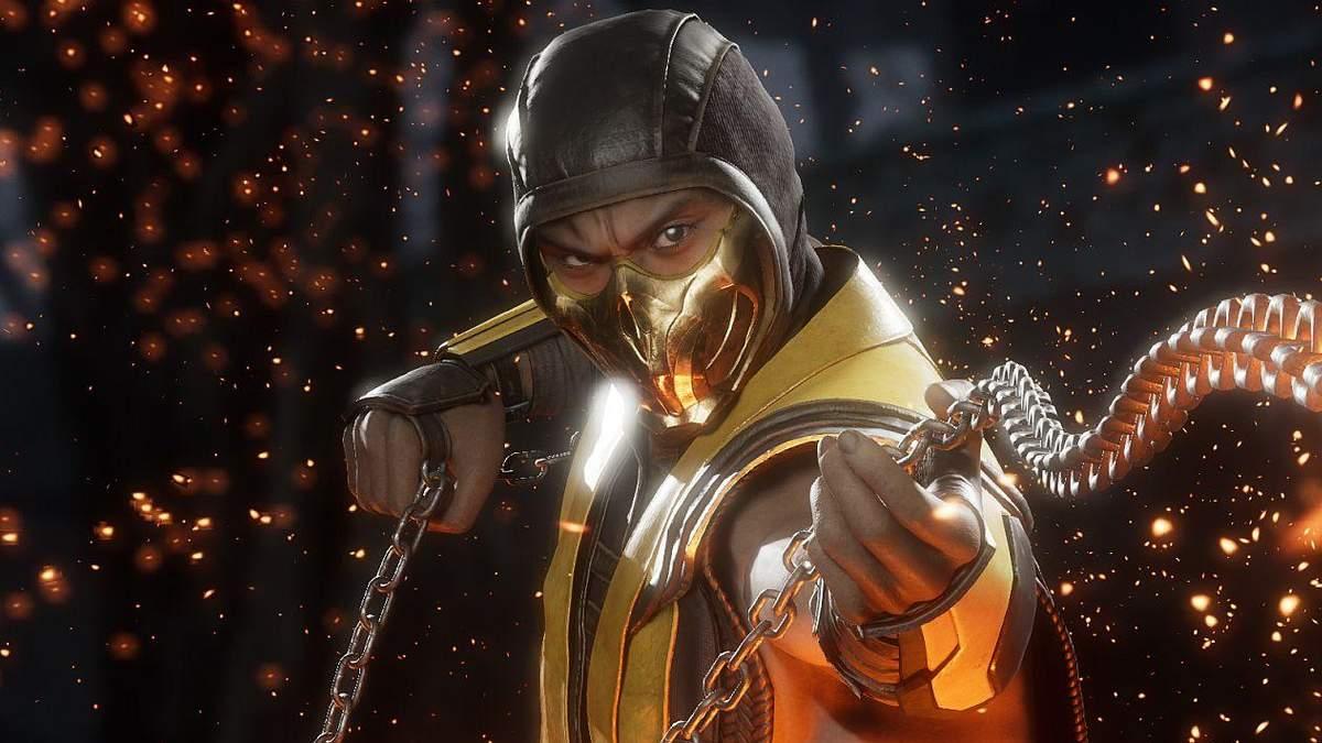 В Mortal Kombat 11 повернуться легендарні персонажі