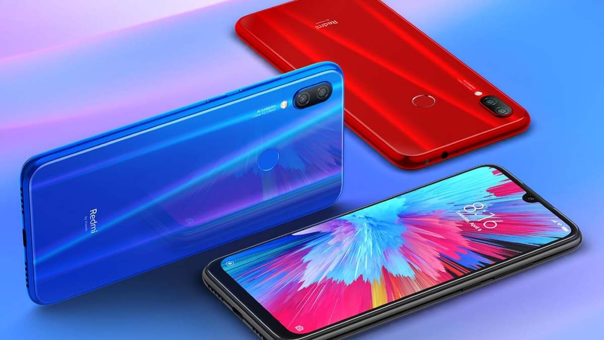 Смартфон Redmi Note 7 Pro