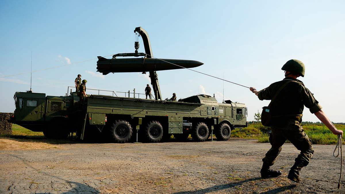 Росія готується перекинути ядерні боєприпаси в Крим