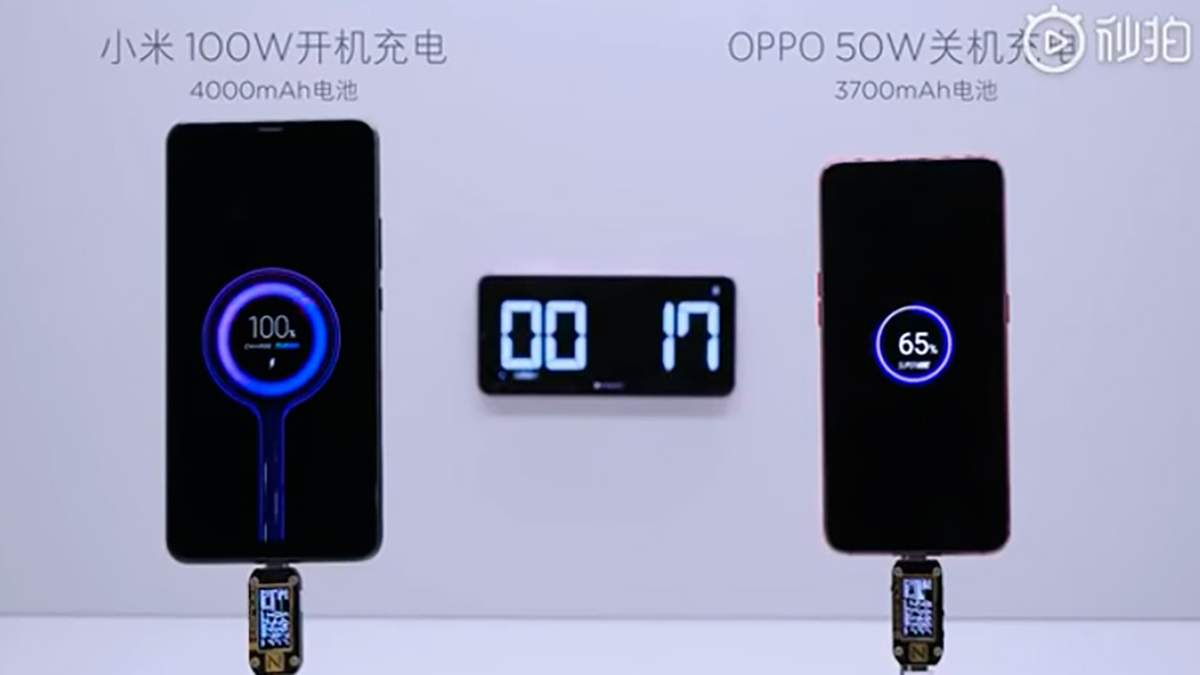 Super Charge Turbo будет заряжать смартфоны за 17 минут