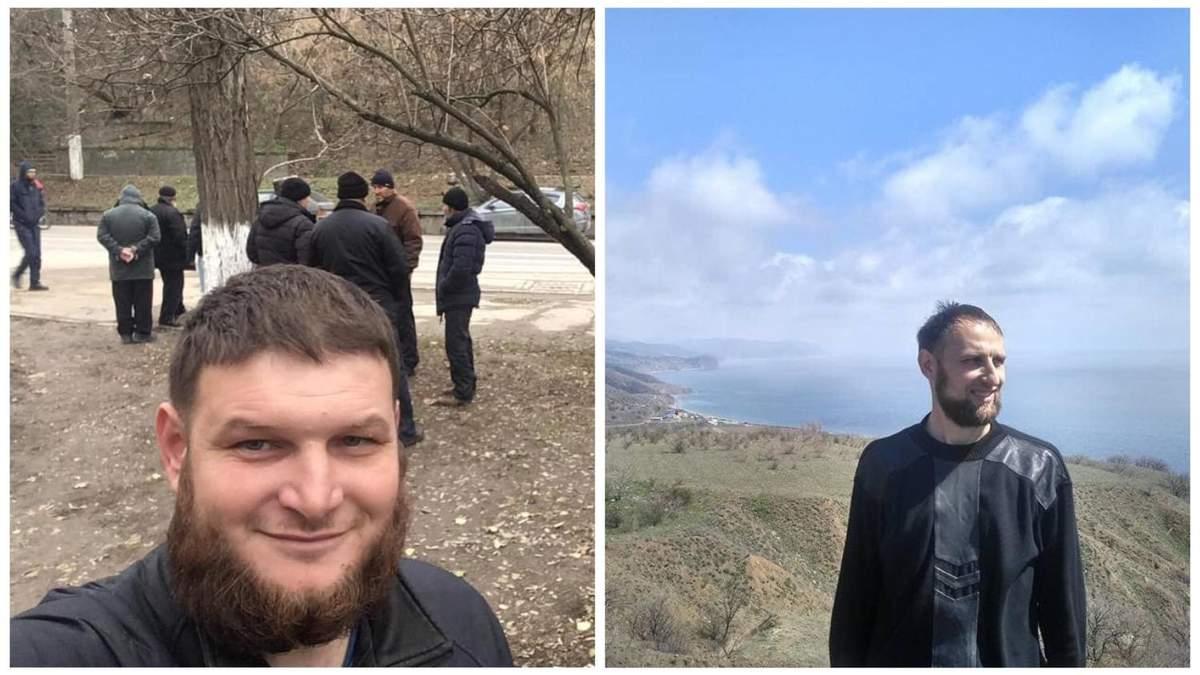 Окупанти затримали двох активістів на адмінкордоні з Кримом
