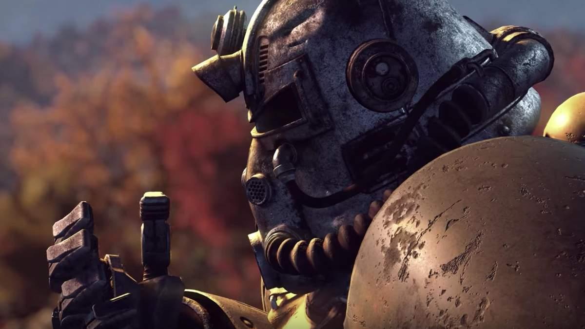 Fallout 76 та інші гучні проекти Bethesda з'являться в Steam