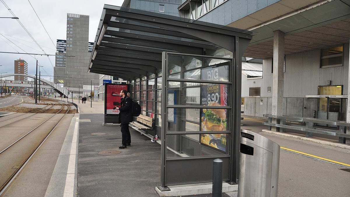 Безопасные трамвайные остановки
