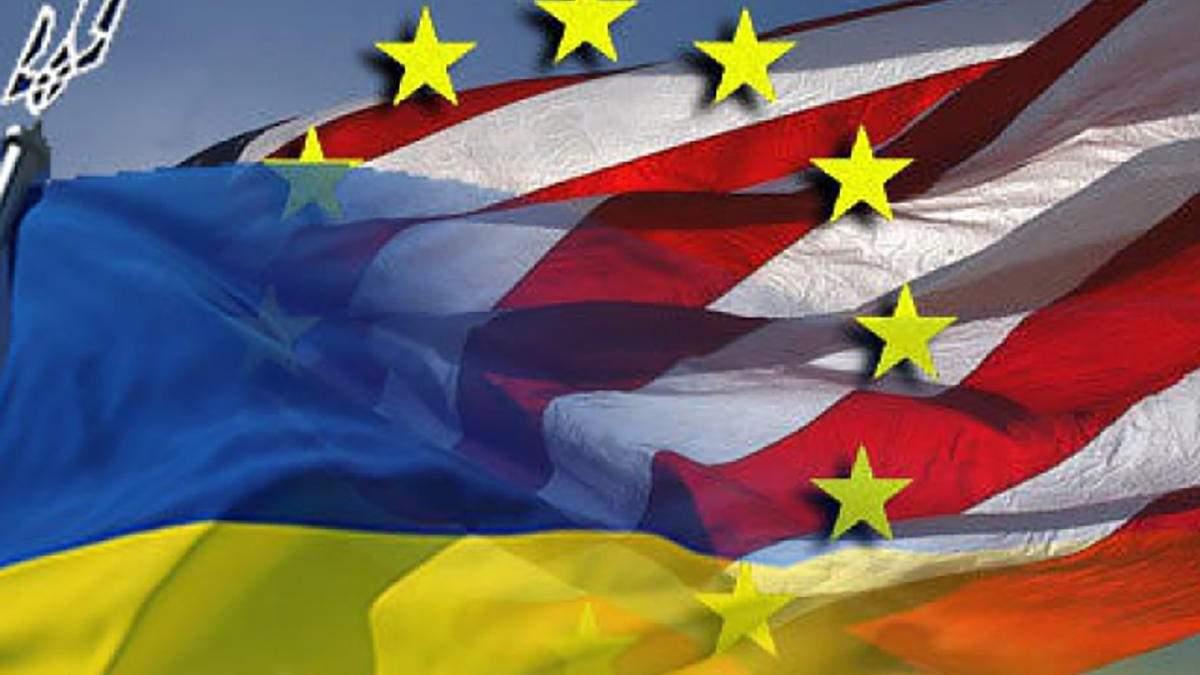 Выборы в Украине 2019 - реакция США и Европы на результаты голосования