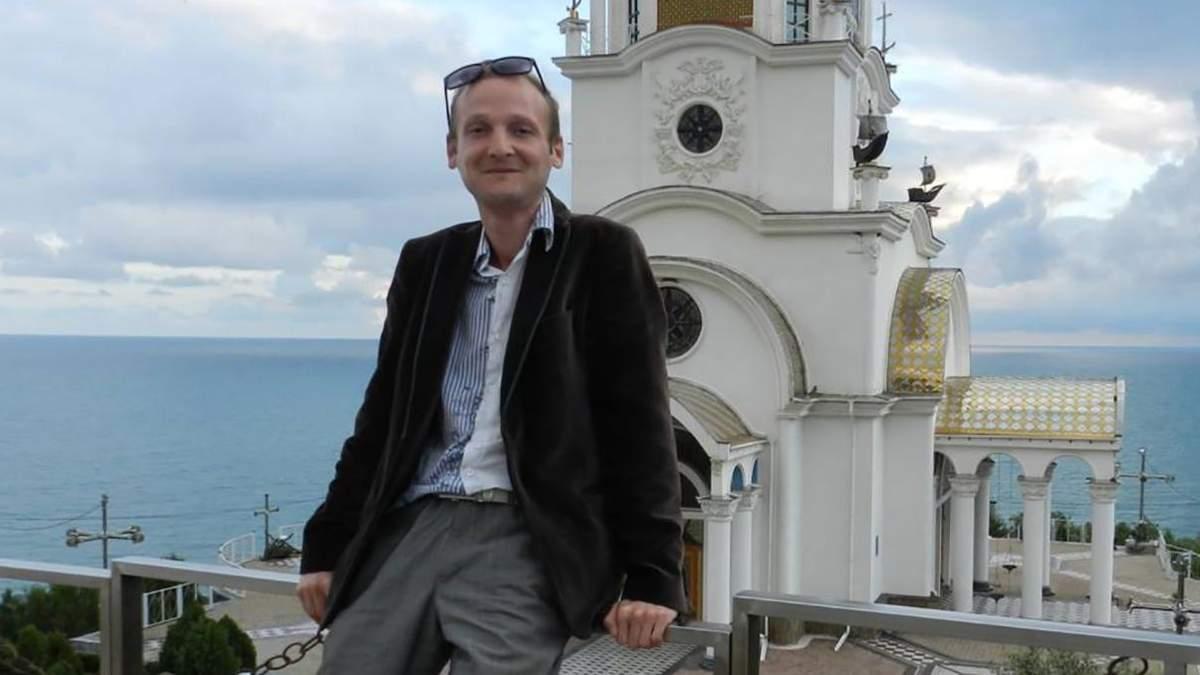 Оккупанты Крыму объявили приговор журналисту, критиковавшему Россию и поддерживавшему Украину