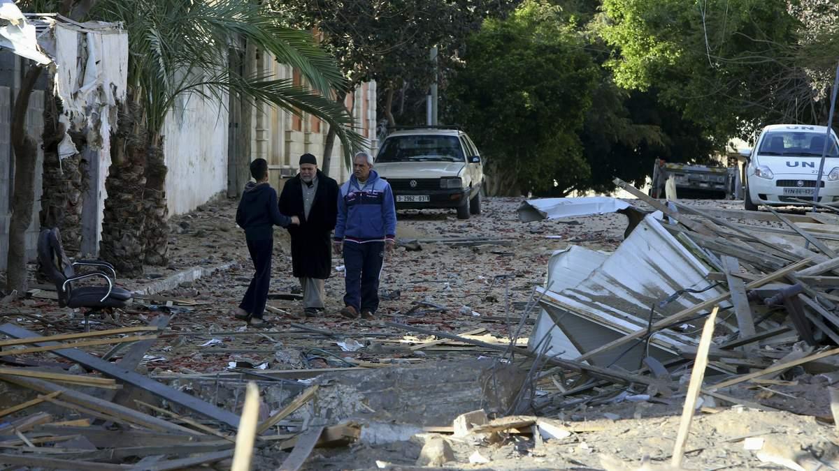 Последствия взаимных обстрелов Израиля и ХАМАС