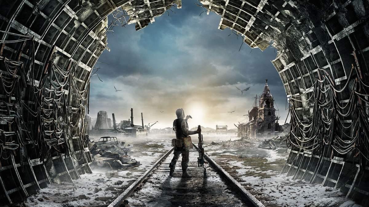 В игру Metro: Exodus добавили украинский язык