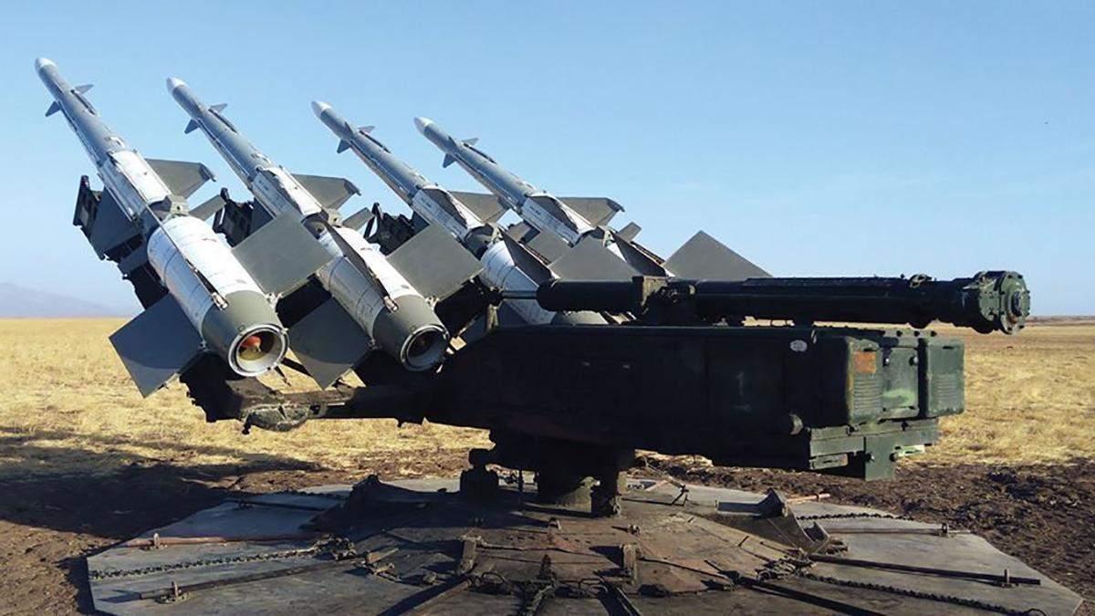 В українському порту знайшли ракетний комплекс Росії