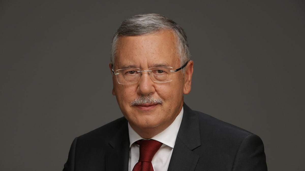 Реакція Гриценко на результати екзит-полу на виборах 2019