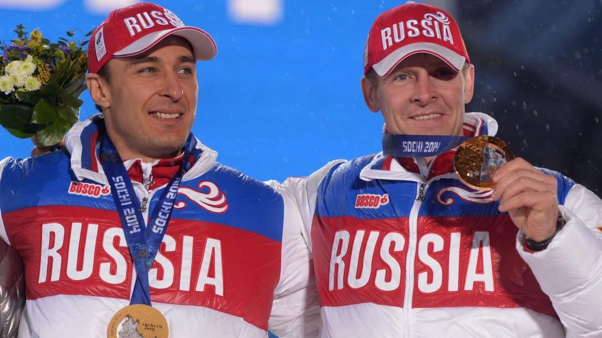 Олексій Воєвода та Олександр Зубков