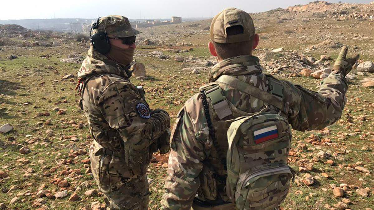 """В Сирии действуют украинцы в составе частной военной компании """"Вега"""": в СБУ всё опровергают"""