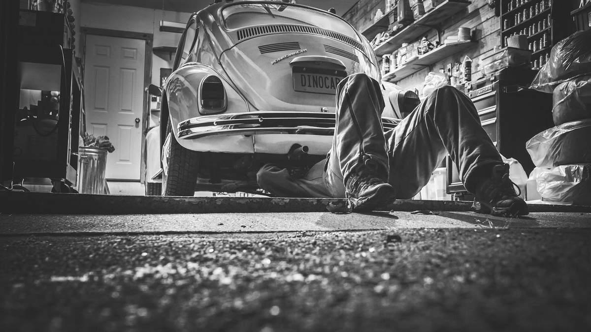 Як облаштувати гараж - поради як підготувати робоче місце