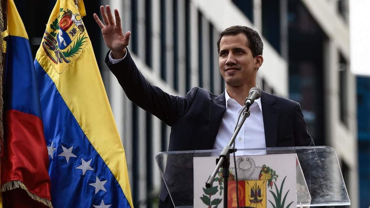 У Венесуелі заборонили Гуайдо обіймати державні посади протягом 15 років