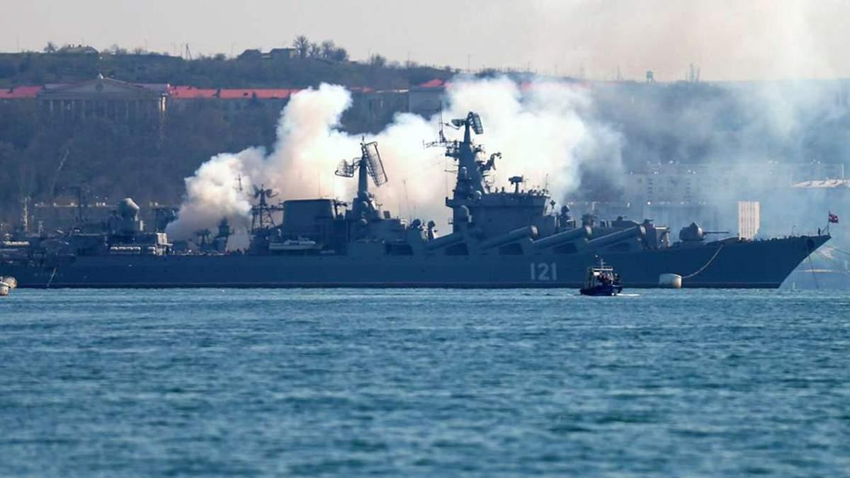 Росія вивела ракетні кораблі в Чорне море