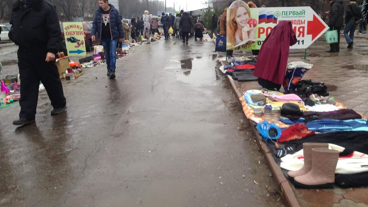 Как в Луганске дерибанили все, что видели