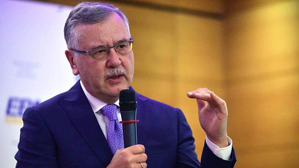 Які шанси на перемогу в єдиного кандидата від демократичної опозиції Гриценка