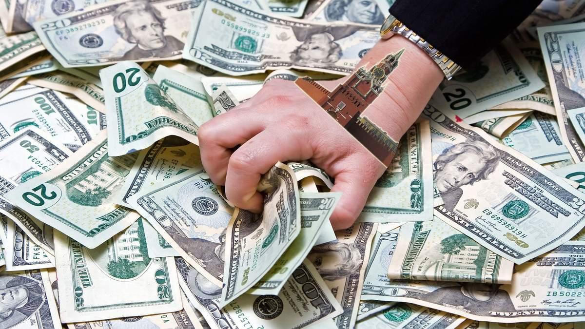 Росія щорічно витрачає 4-5 мільярдів доларів на фінансування окупантів в Україні