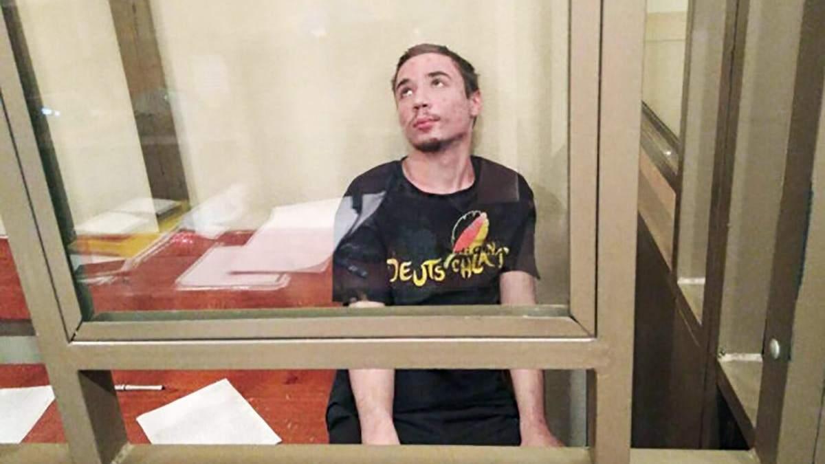 Политзаключенный Кремля Павел Гриб прекратил голодовку, – российские СМИ