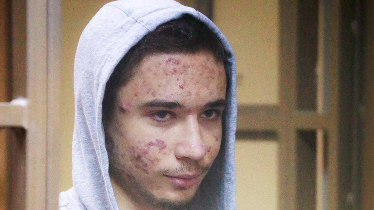 В РФ заявили, что Гриб прекратил голодовку: реакция отца политзаключенного