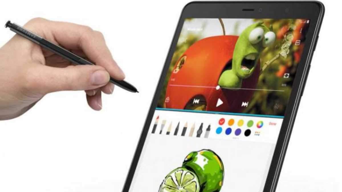 Samsung представила планшет Galaxy Tab A