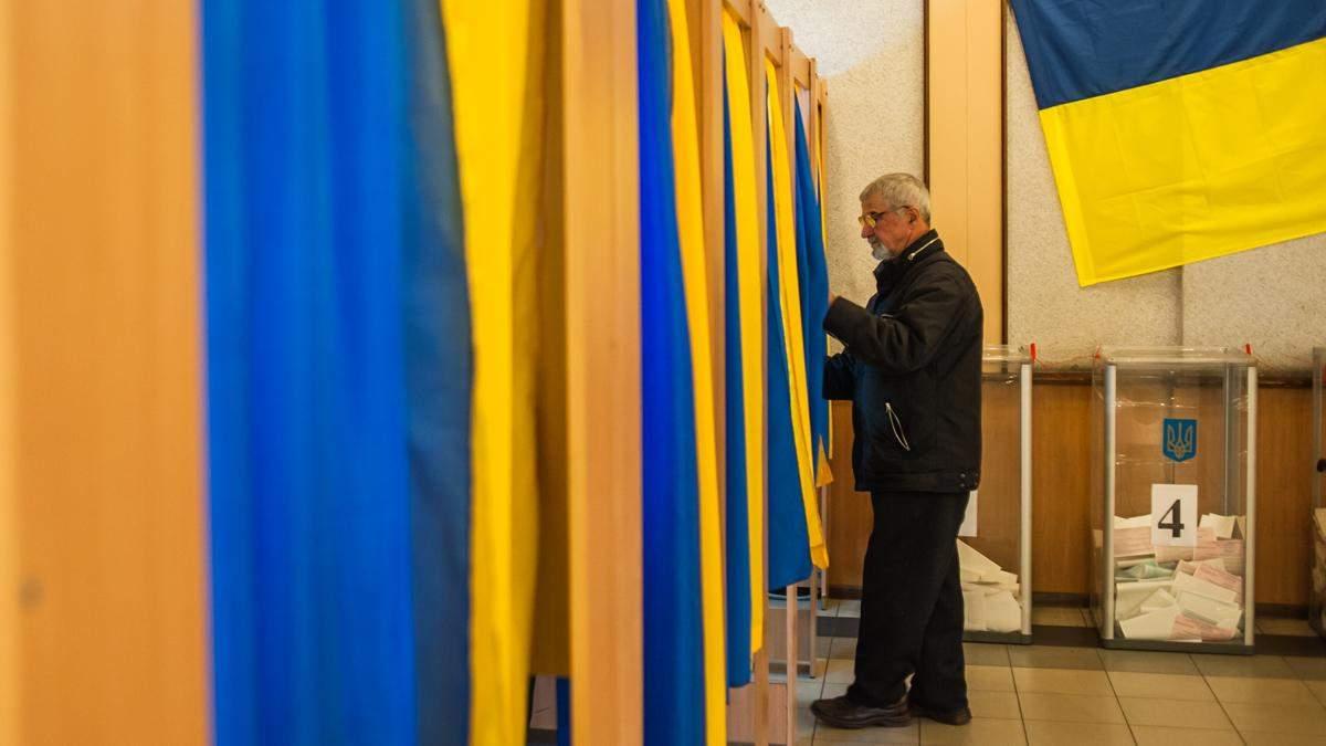 Очереди и праздничное настроение: как голосуют украинцы заграницей