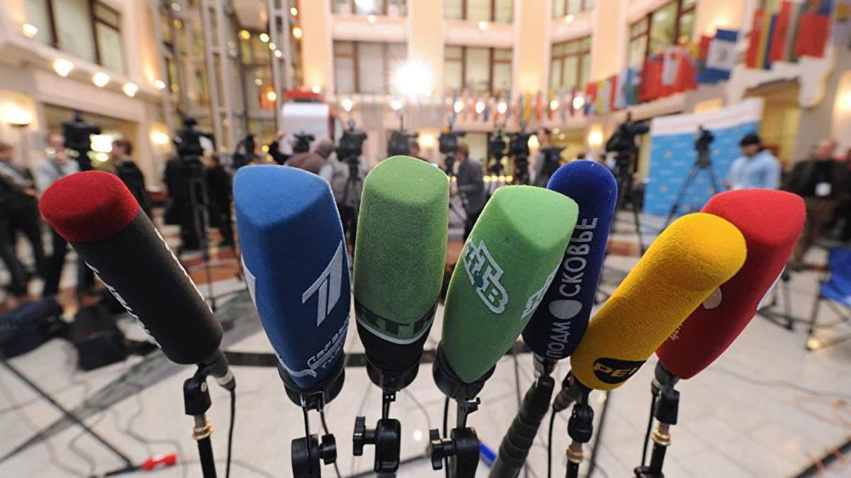 Російських журналістів не пустили на виборчу дільницю у Мінську
