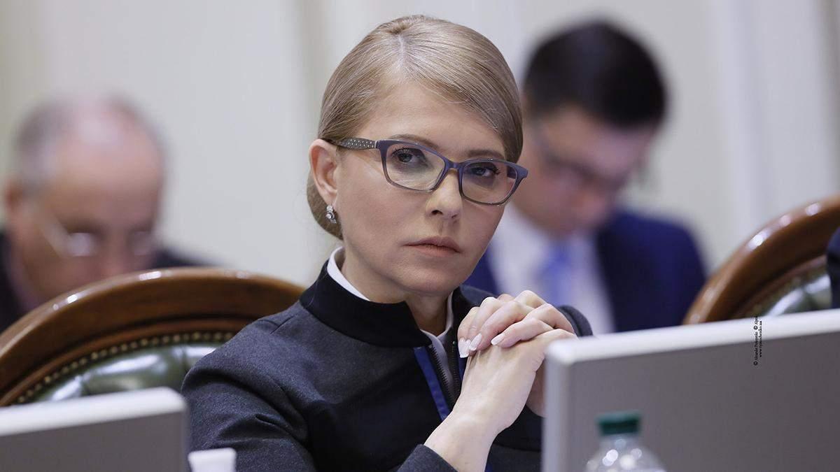 Ймовірні бюлетені з відмітками за Юлію Тимошенко знайшли у Краматорську