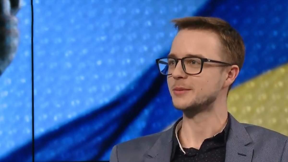 Інтерв'ю з експертом Олексієм Мінаковим