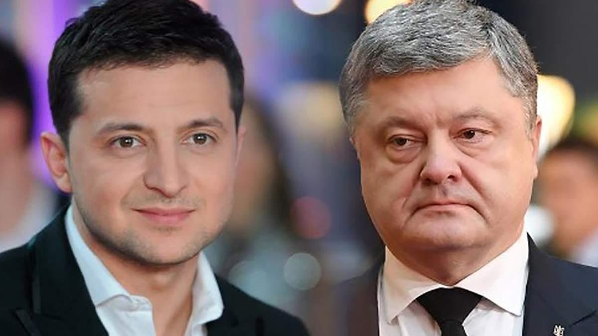 Порошенко с Зеленским планируют провести дебаты перед вторым туром выборов