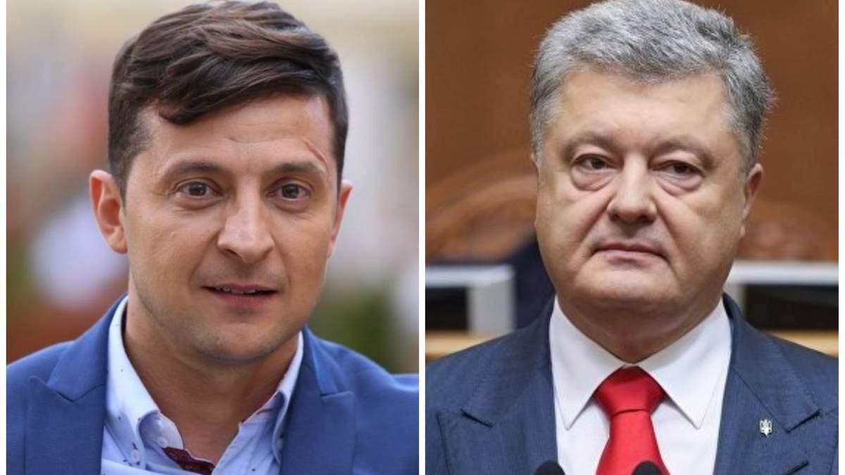 Кого українці можуть підтримати у другому турі