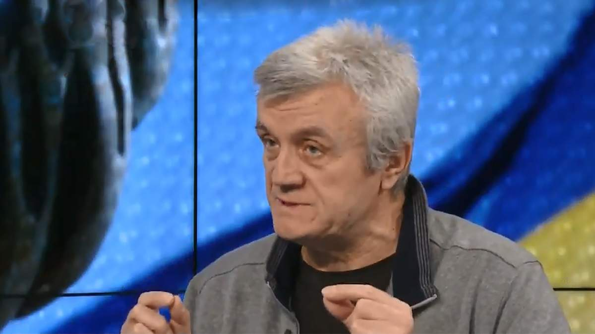 Інтерв'ю з Вадимом Васютинським