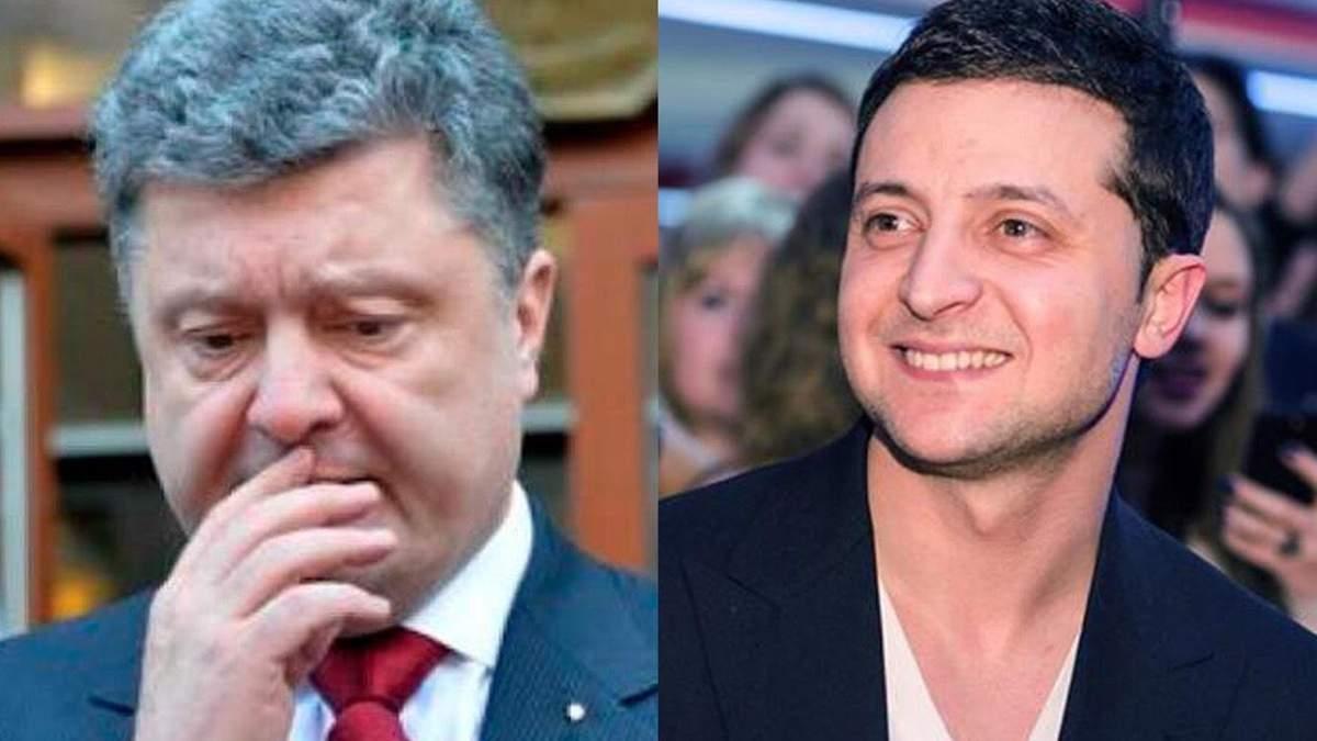 Эти выборы – не Зеленский против Порошенко и не Порошенко против Коломойского...