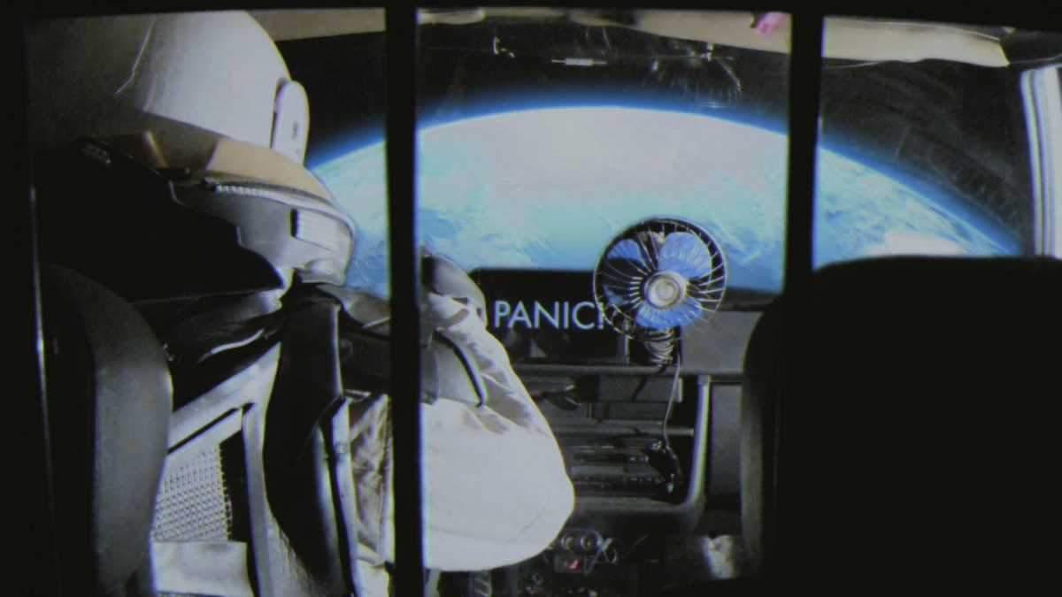 Українці запустили у космос Таврію