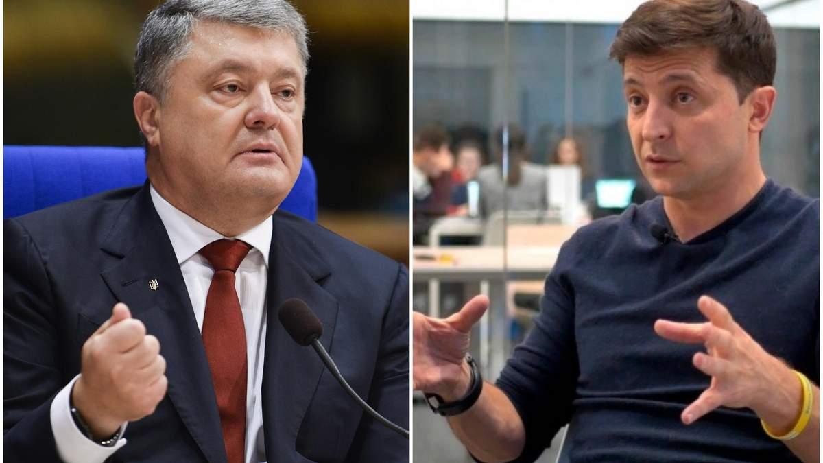 Дебати Порошенко і Зеленського - дата та прогноз на дебати