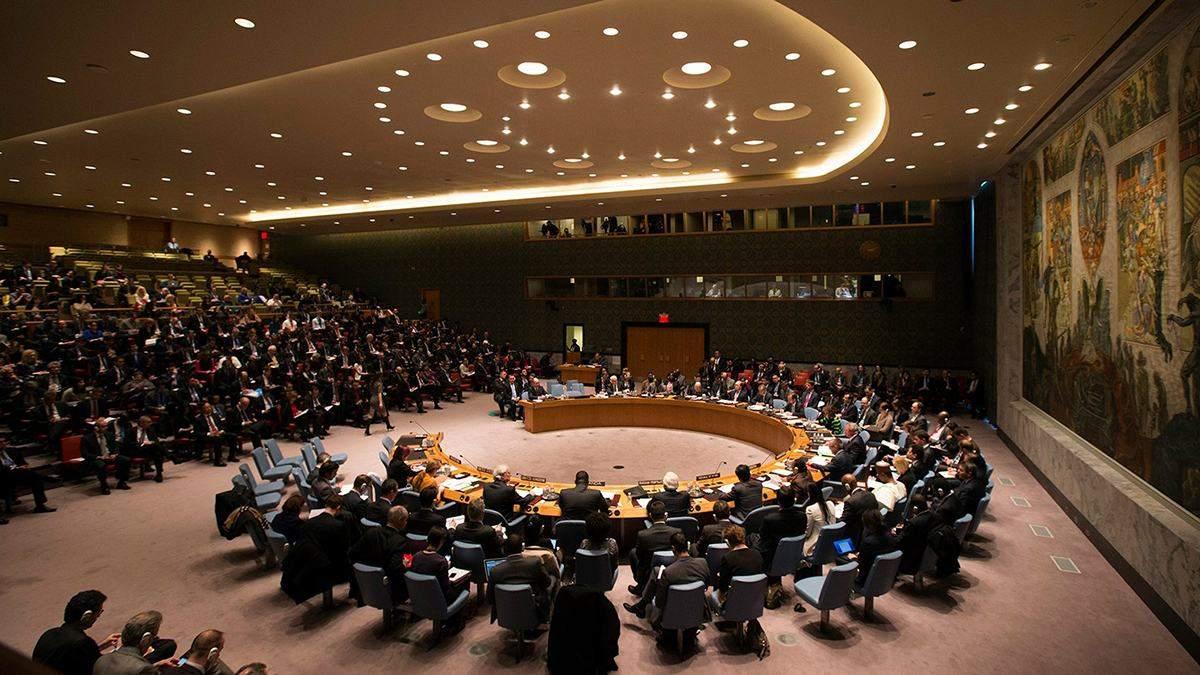 Німеччина очолила Раду Безпеки ООН вперше за довгий час