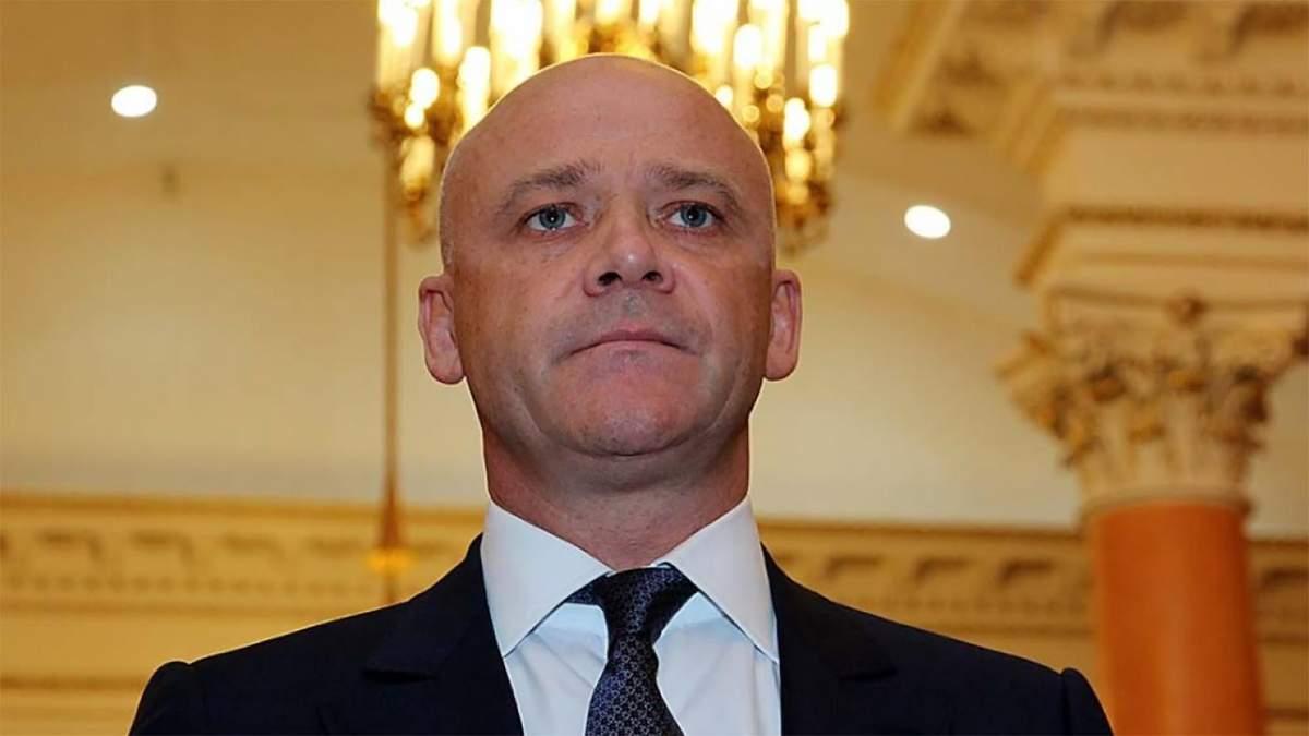 """Скандальний мер Одеси """"засвітився"""" на сторінках закордонних ЗМІ: причина"""