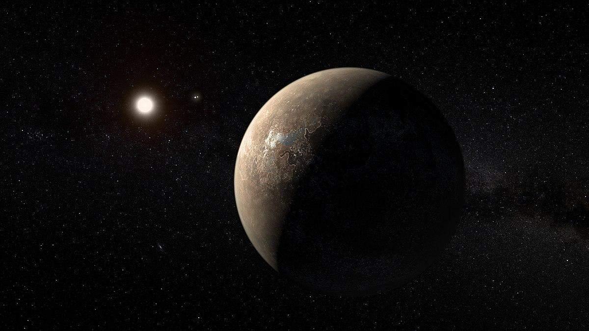 На планеті Проксима b виявили життя