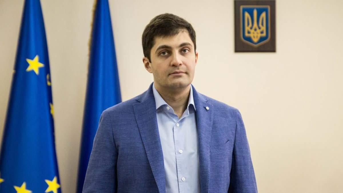 Сакварелідзе прокоментував своє можливе призначення на посаду генпрокурора