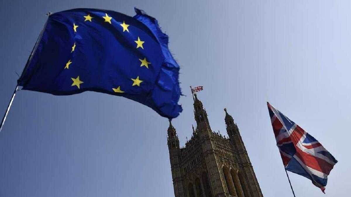 Лондон зову відхилив усі можливі альтернативні угоди з ЄС
