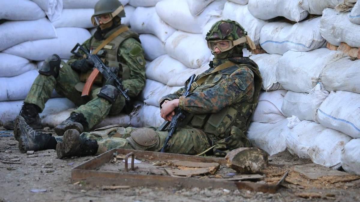 Украинские бойцы уничтожили двух оккупантов на Донбассе