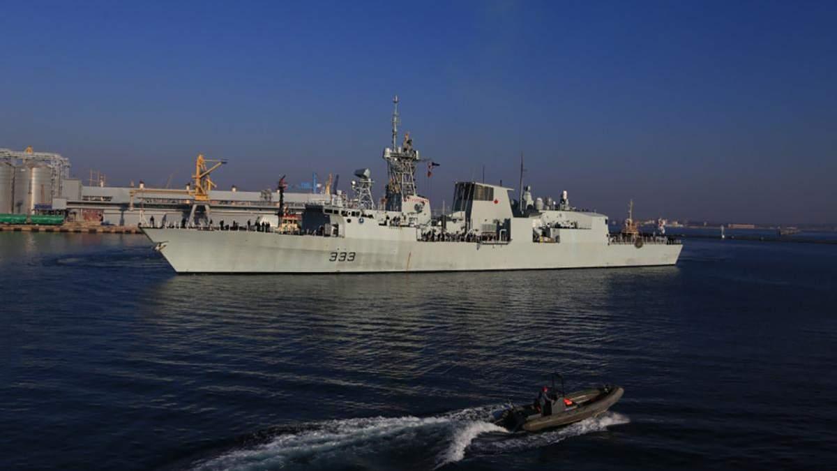 НАТО планує посилити військову присутність в Чорному морі