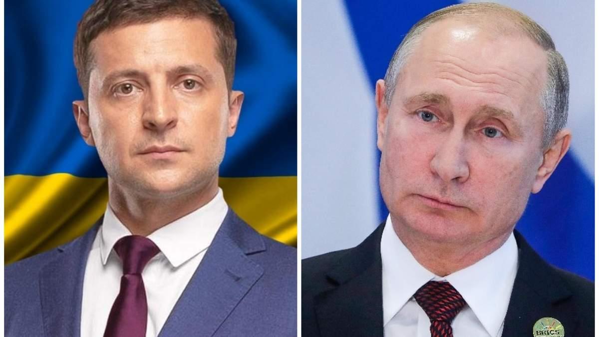 Замість Зеленського переговори з Путіним може вести його кум Медведчук